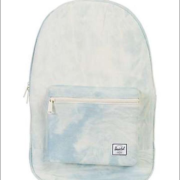 a1ea9c22bf1f Herschel Supply Company Handbags - Herschel Supply Co Backpack in Bleach  Denim